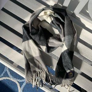 COACH Block scarf